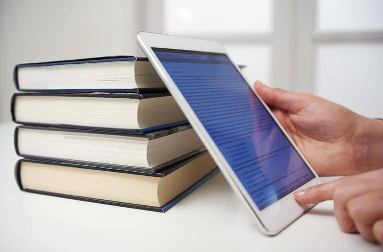 Read books on your Phone or Tablet