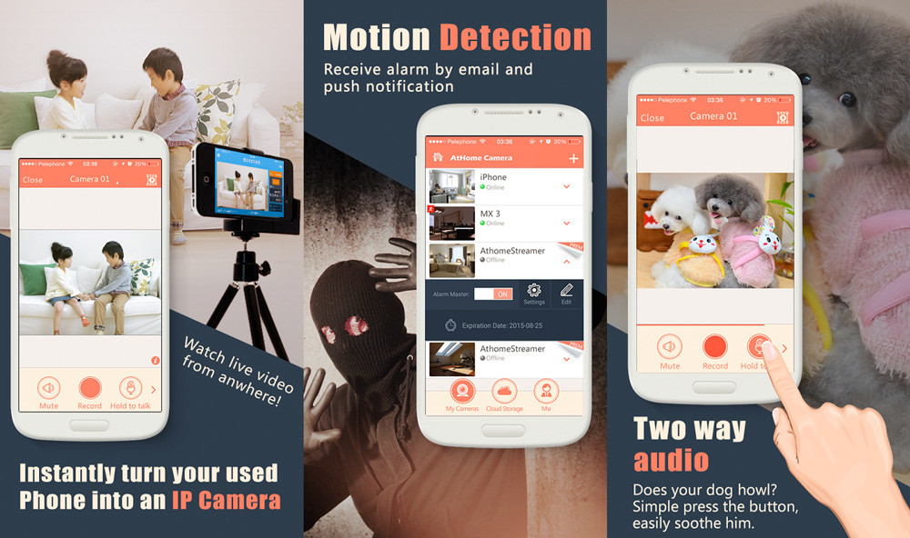 athome-mobile-to-surveillance-camera-app