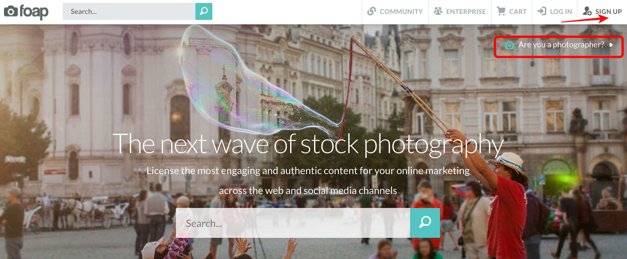 best-app-to-sell-photos-online-via-foap-earn-extra-income
