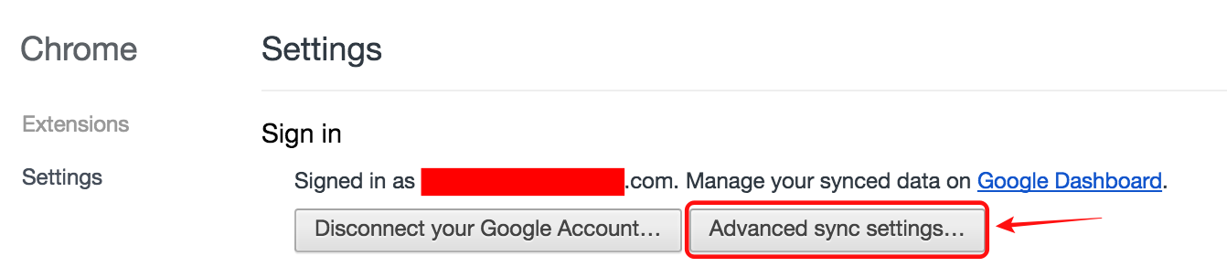click-on-advanced-sync-settings-in-chrome