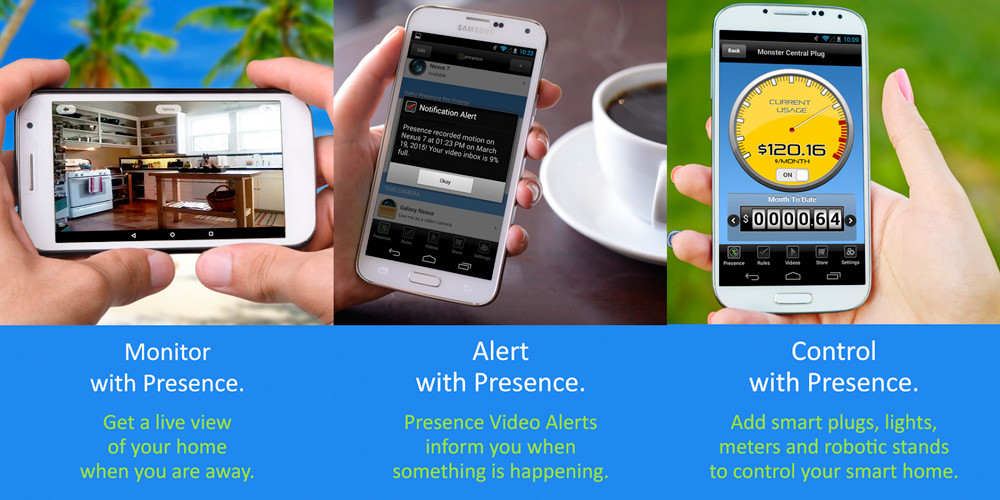 presence-security-camera-app