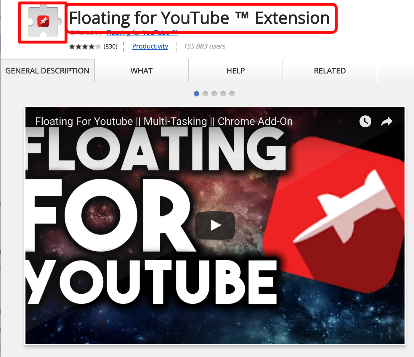 floating-for-youtube-window-extension