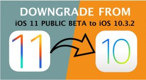 How to downgrade from iOS 11 to iOS 10 on your iPhone or iPad