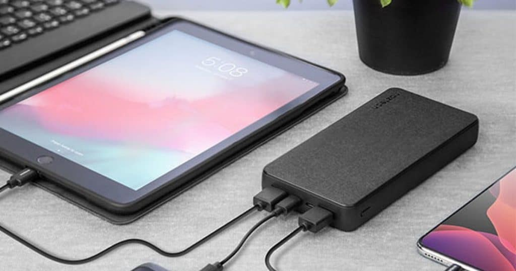 power bank features