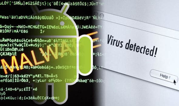 Androide New Virus Detected