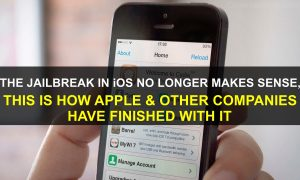 Jailbreak in iOS no longer makes sense, This is How Apple Finished With It