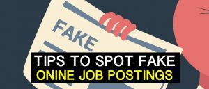 How to Spot Fake Online Job Postings