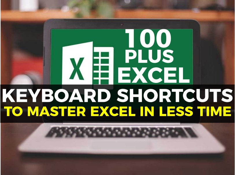 100-plus-excel-keyboard-shortcuts-to-master-excel-simple-medium-advanced-excel-shorts-you-sure-dont-know