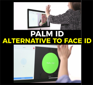 PalmID, the Alternative to Face ID and Touch ID