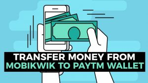 Transfer Money from Mobikwik Wallet to PayTm Wallet – How to