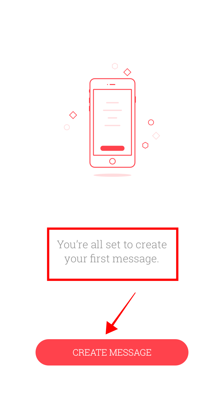create-message-on-schedule-app