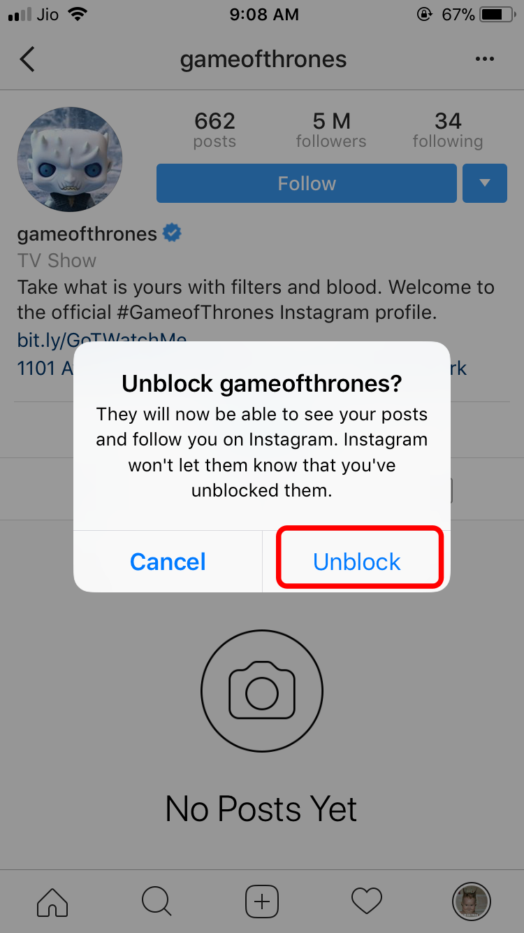 confirm-the-action-by-clicking-on-unblock-option