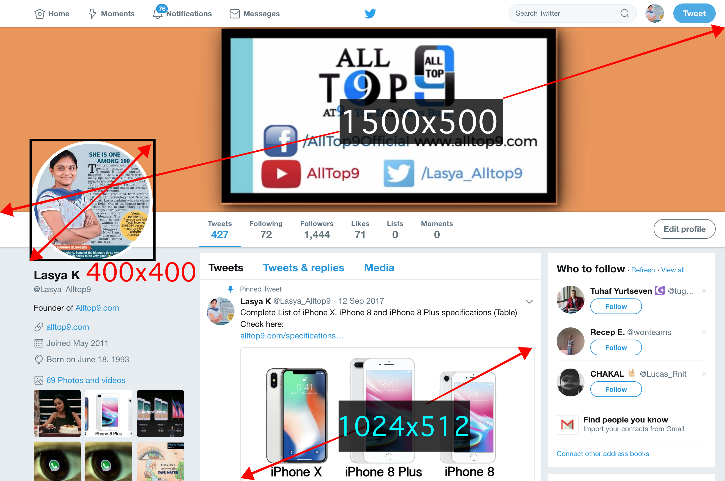 twitter-profile-cover-sharing-image-sizes-dimentions