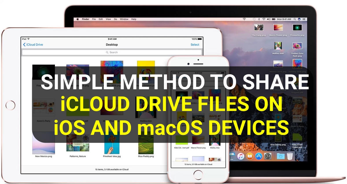 simple-method-to-share-icloud-drive-files-on-ios-macos-devices-manage-permissions