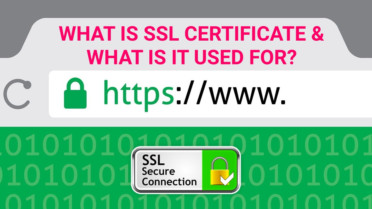 what-is-ssl-certificate-what-is-ssl-certificate-used-for
