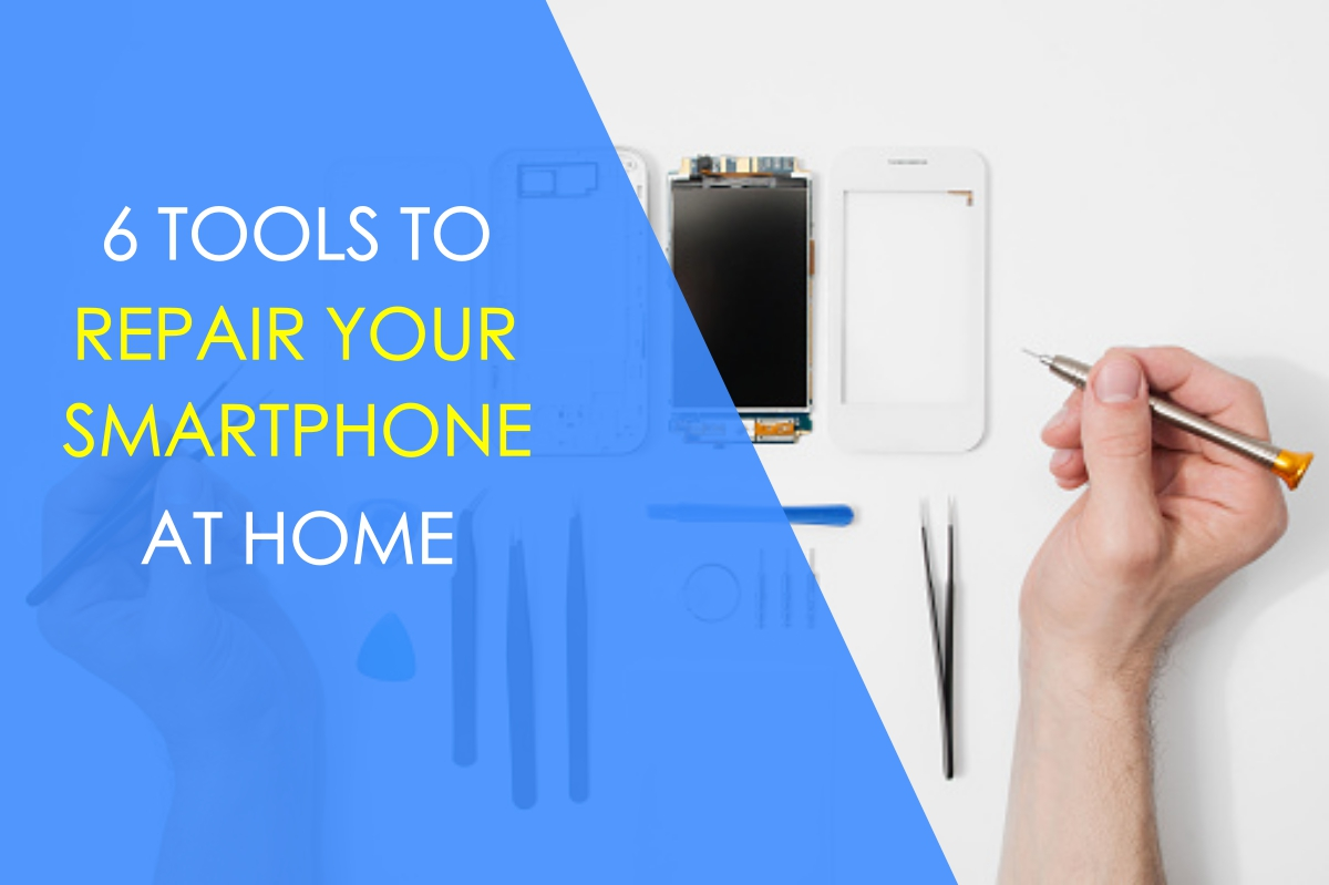 tools-to-clean-smartphone-at-home