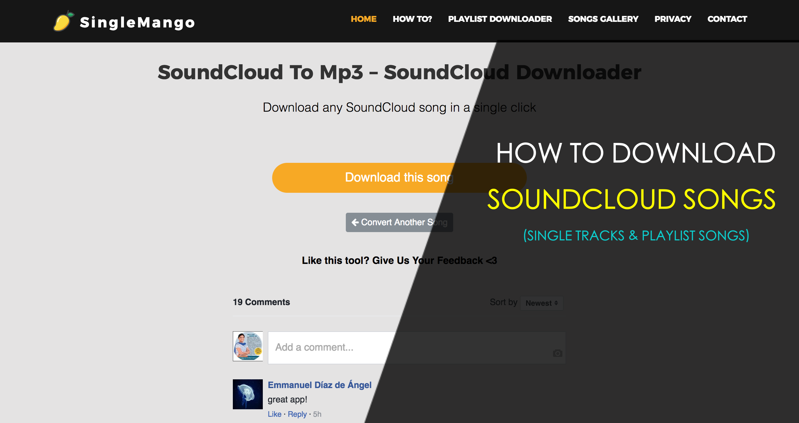 download-soundcloud-songs-single-tracks-playlist-songs-from-singlemango-website-tool