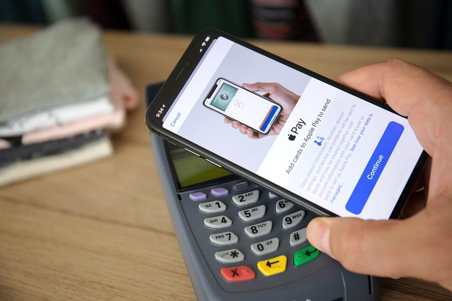 Pay using Apple Pay
