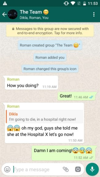 hackers-sending-fake-messages-in-whatsapp-under-whatsapp-users-name