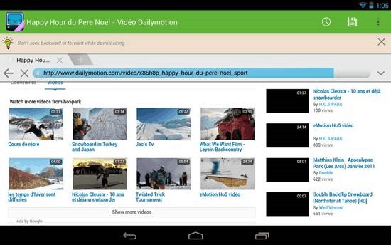 Best 10 Video Downloader Apps for Android