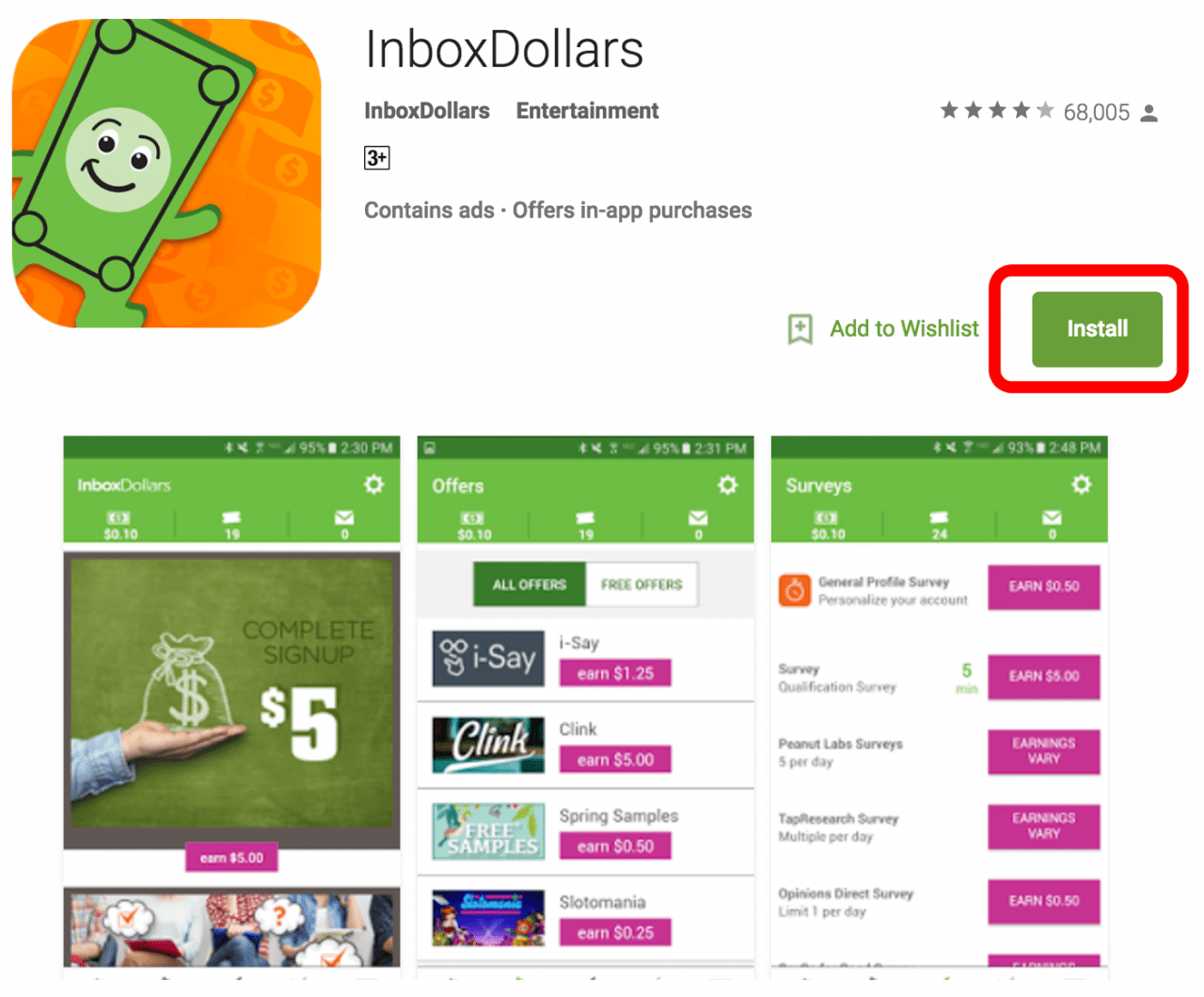 inbox-dollar-android-app-earn-extra-income-by-answering-surveys