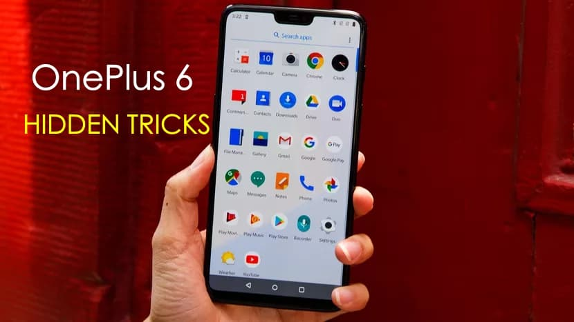 oneplus-6-hidden-tricks