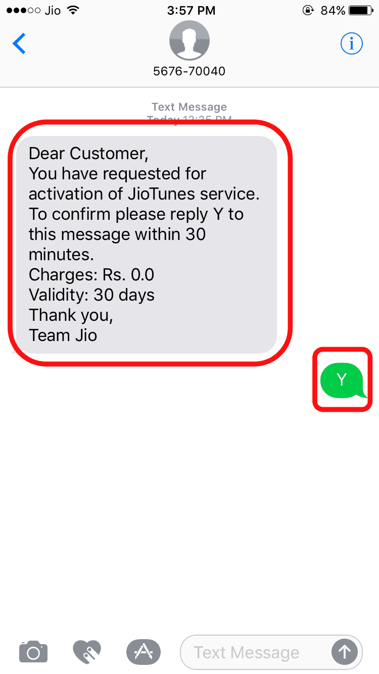 reply-y-to-activate-set-jio-caller-tune-for-free
