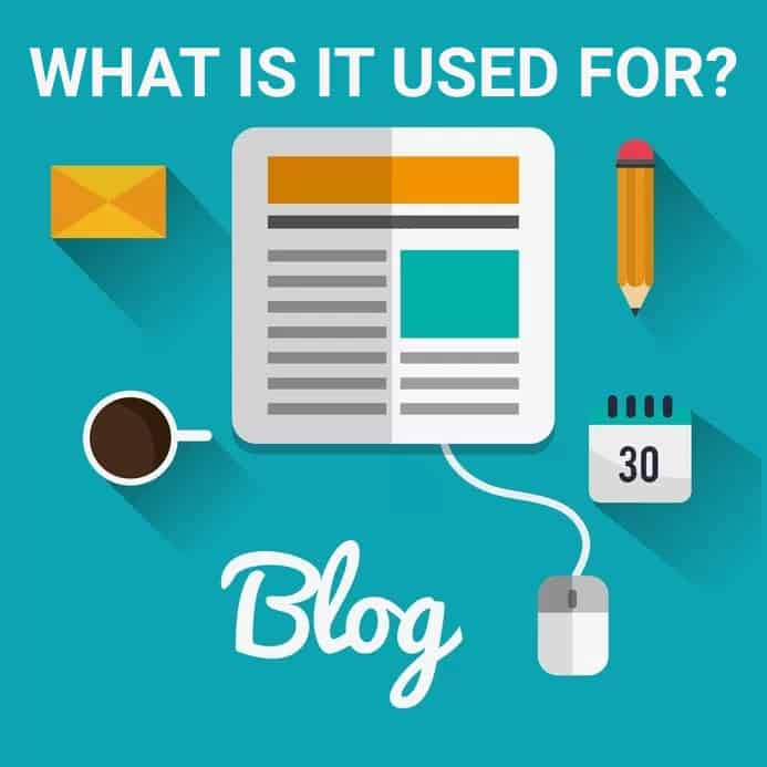 what-is-a-blog-used-for