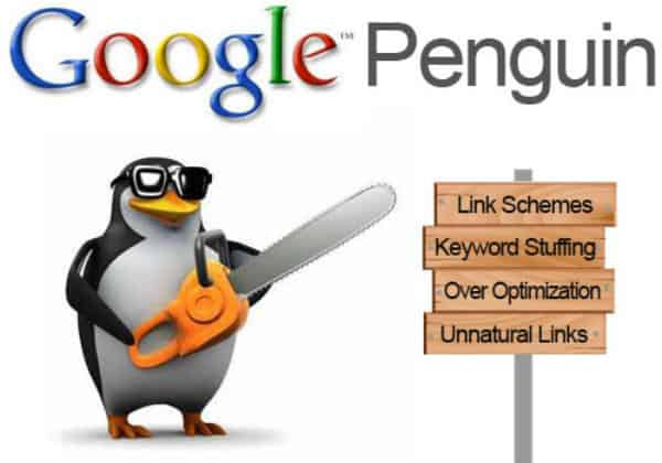 What Is Penguin Algorithmic Update?