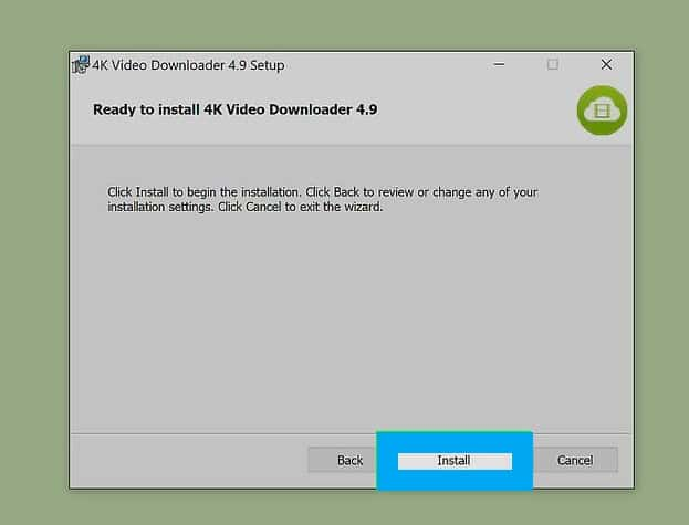 Download YouTube videos using 4K Video Downloader-2