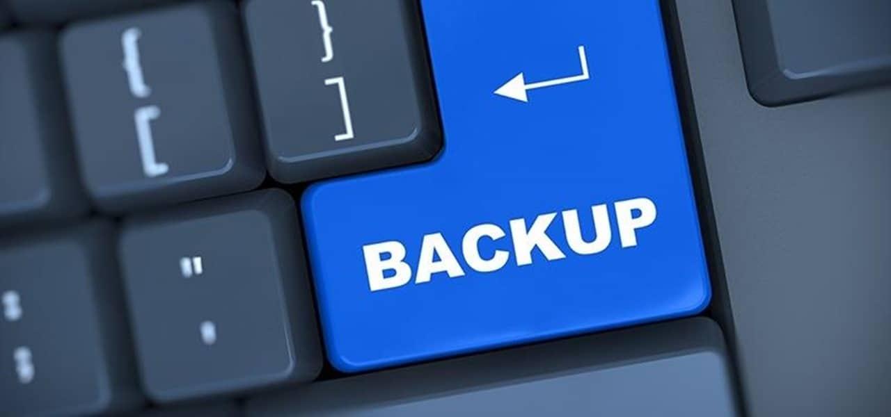 Full System Image Backup