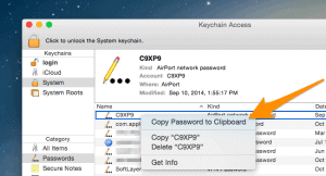 Recover a Forgotten Wi-Fi Password