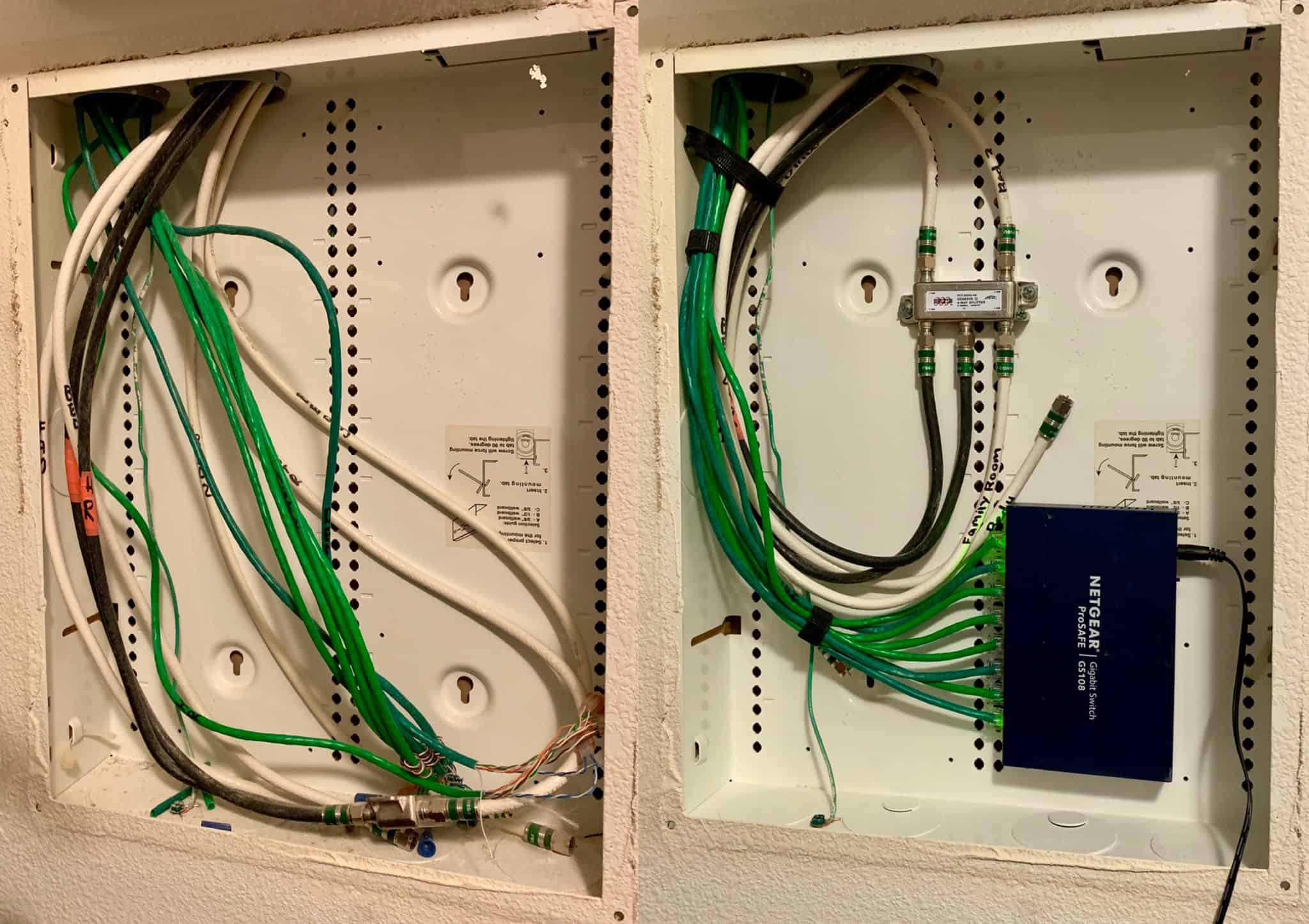 Converting phone lines to ethernet in newer homes – A Whole Lotta ...