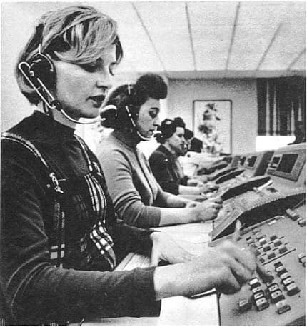 What is a Telephone Operator? - Quora