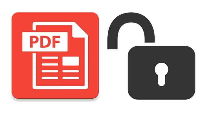 open a password protected pdf