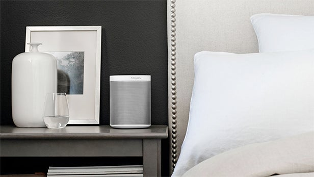 set up a sonos speaker