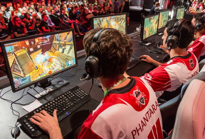 Rise of eSports Gaming