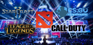 Games in eSports