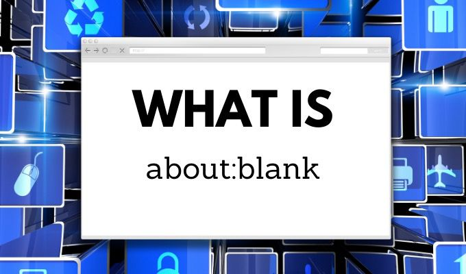About Blank Tech Tips