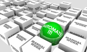 manual and automate words